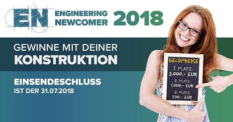 Engineering Newcomer 2018